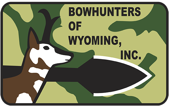 Bowhunters of Wyoming logo