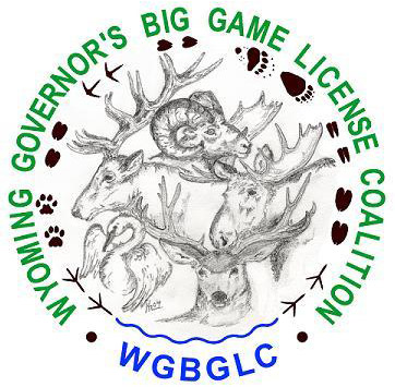 Wyoming Governor's Big Game License Coalition logo