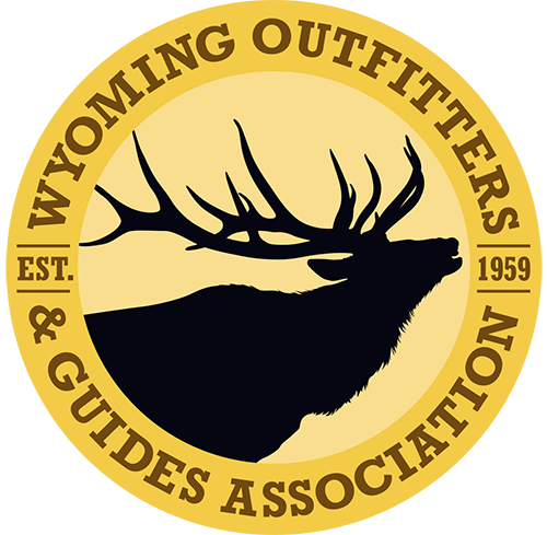 Wyoming Outfitters and Guides Association logo