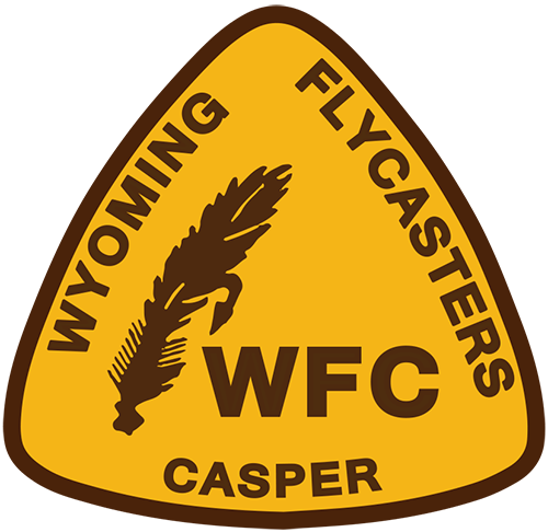 Wyoming Flycasters logo