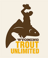 Wyoming Trout Unlimited logo