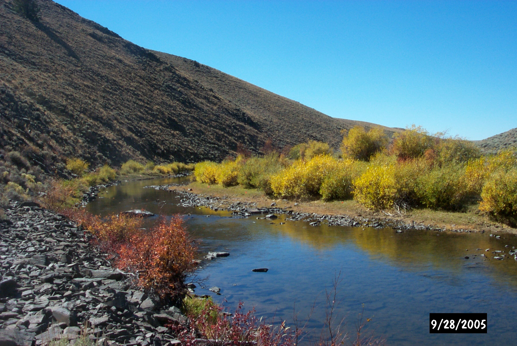 Wyoming Game and Fish Department - Sweetwater River