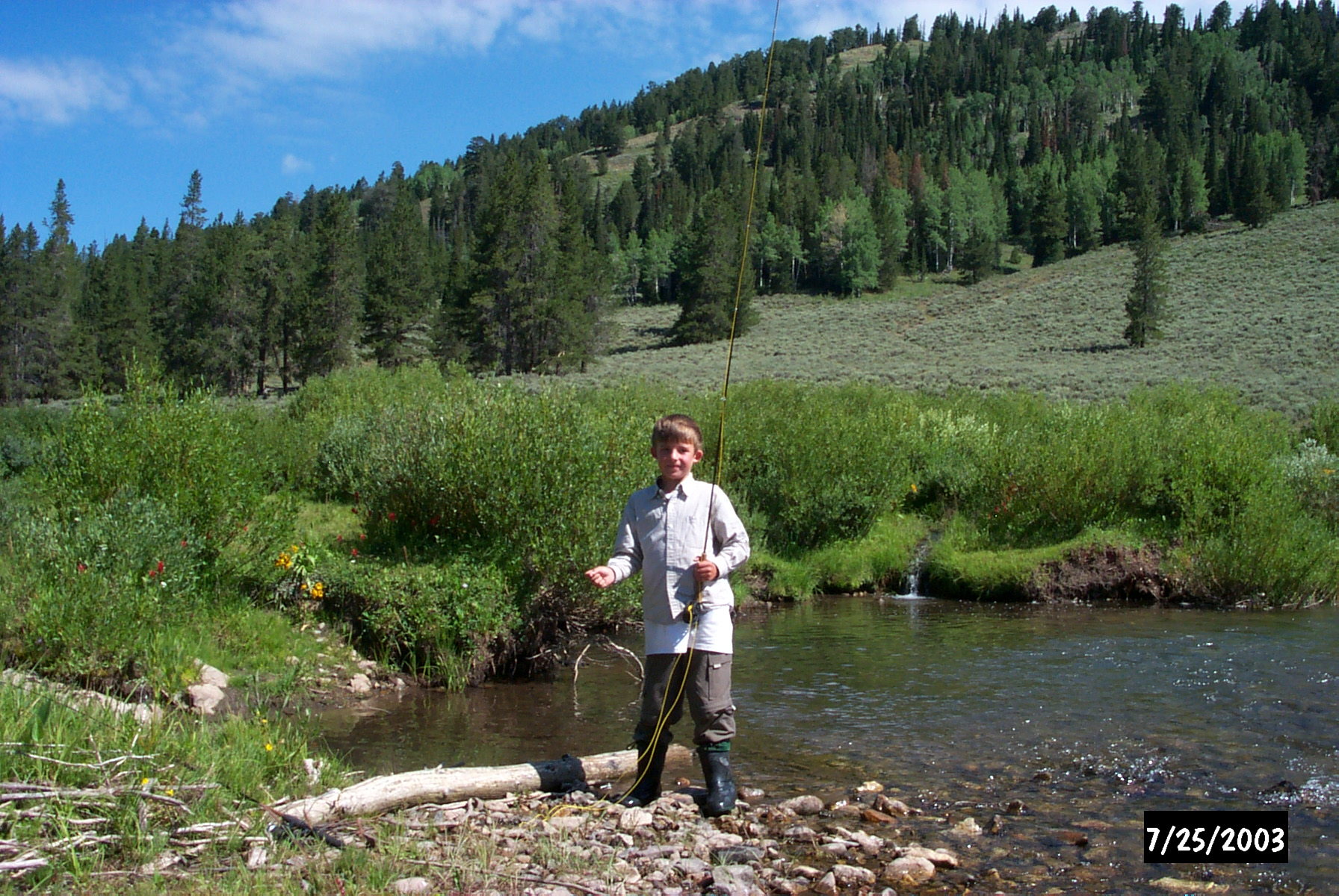 Wyoming Game and Fish Department - Instream Flow Map