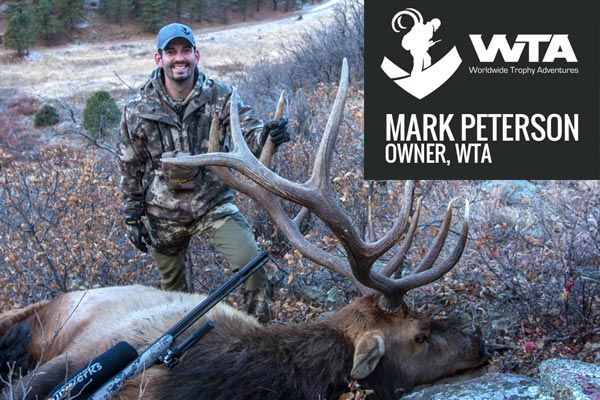 Worldwide Trophy Adventures bull elk hunt