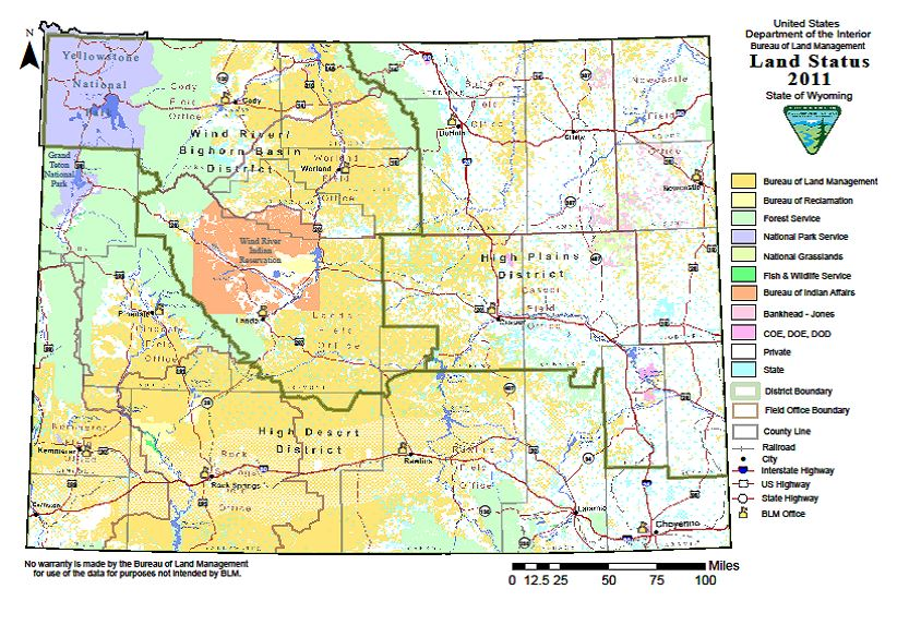 wyoming blm maps pdf Wyoming Game And Fish Department Access Summary wyoming blm maps pdf