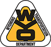Wyoming Department of Transportation logo