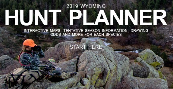 Wyoming game and fish department hunting for Wyoming fishing license