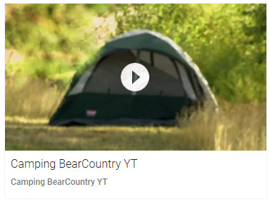 Camping in Bear Country PSA