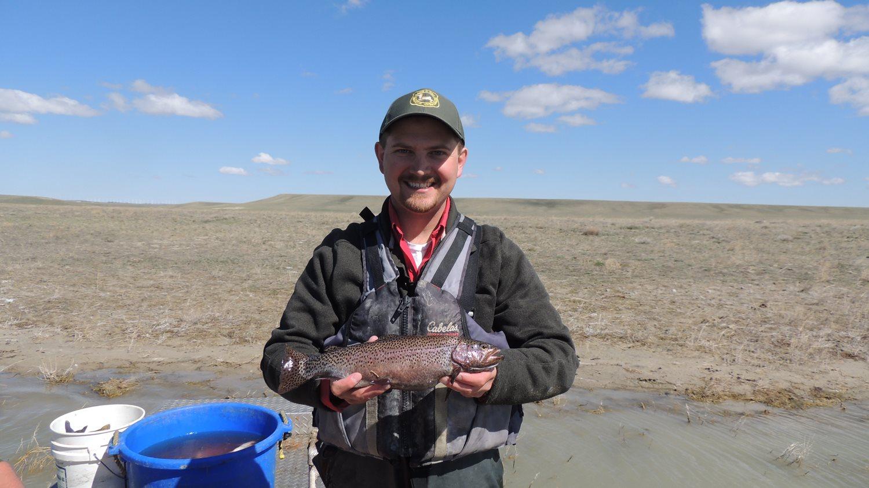 Wyoming game and fish department laramie region news for Wyoming game and fish license