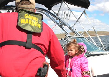 Wyoming game and fish department play if safe and use for Wyoming game and fish license