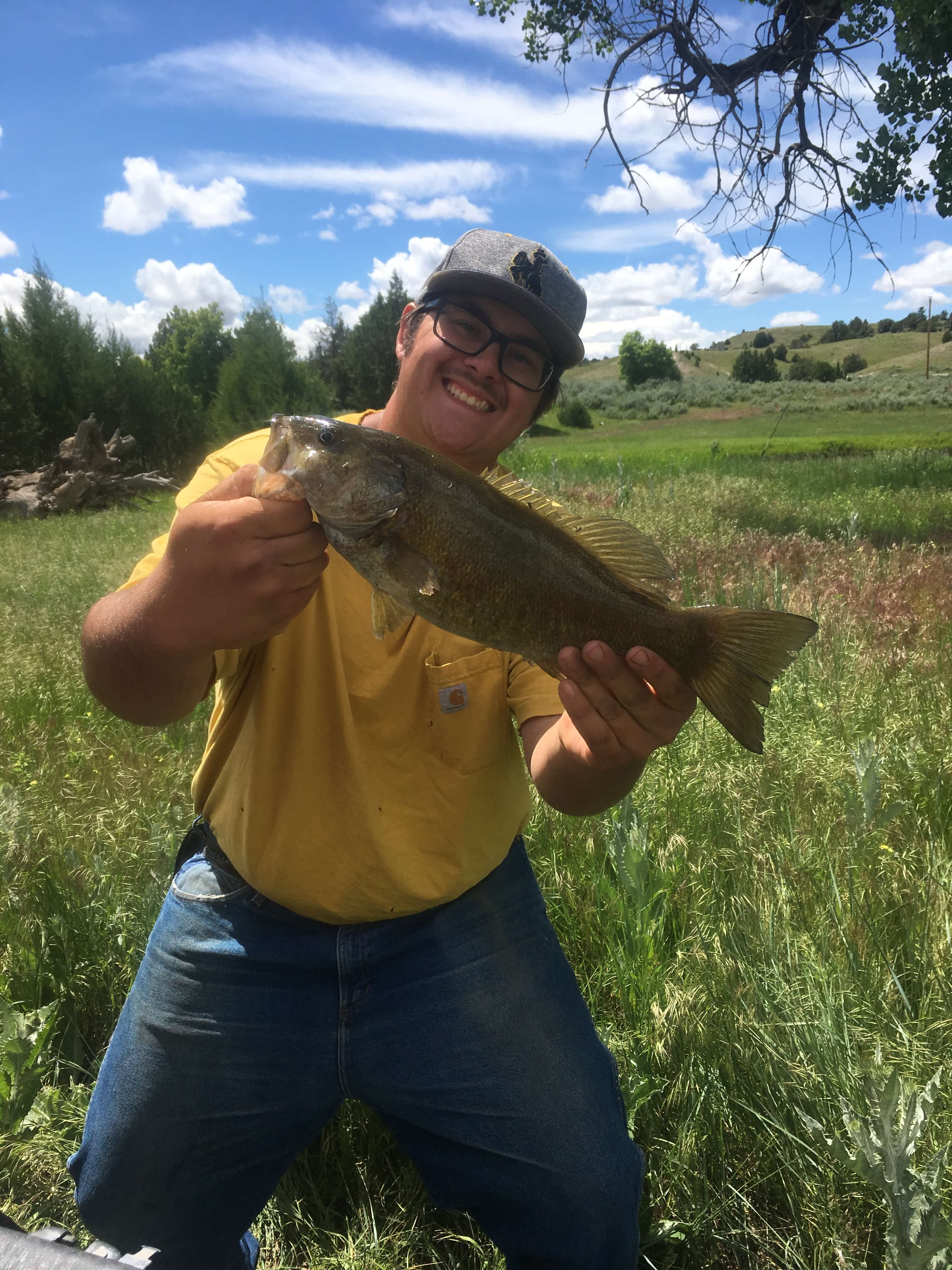 Wyoming Game and Fish Department - Master Angler