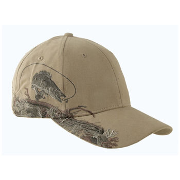 Dri Duck Walleye Cap