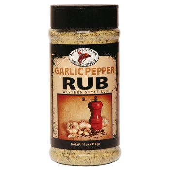 Rub-Garlic Pepper