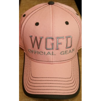 Ladies Pink Cap