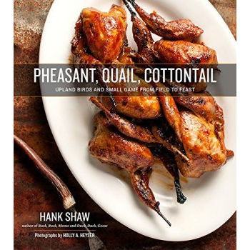 Cookbook of Pheasant, Quail, Cottontail