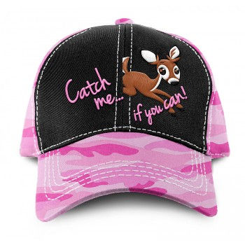 Youth Girls Hunt Cap