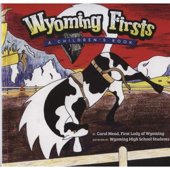 Wyoming Firsts-Softcover Book