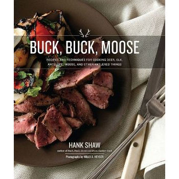 Cookbook Buck, Buck, Moose