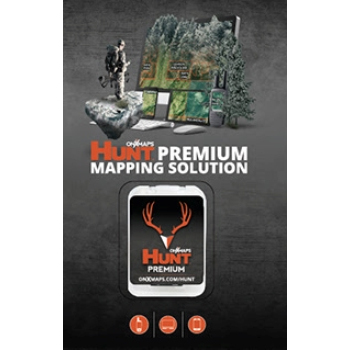 GPS Hunt Premium Mapping Solution