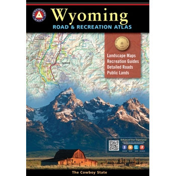 Wyoming Road & Recreation Atlas - WGFD Store