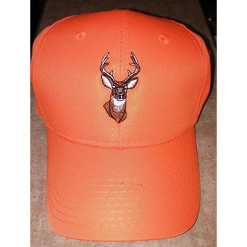 Hunt Solid Orange Cap